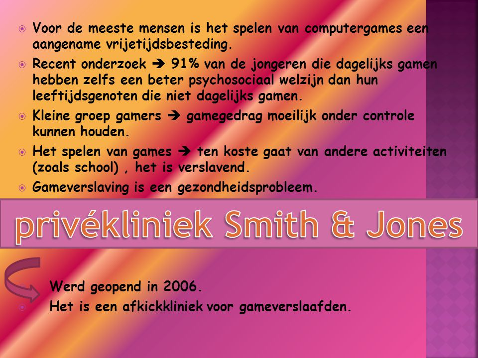 privékliniek Smith & Jones