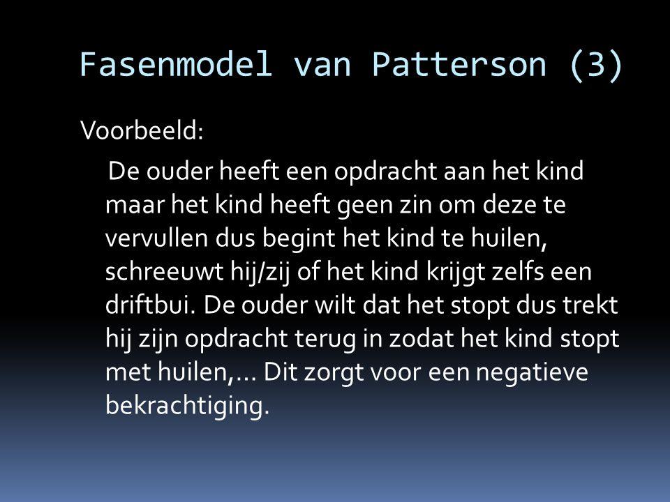 Fasenmodel van Patterson (3)