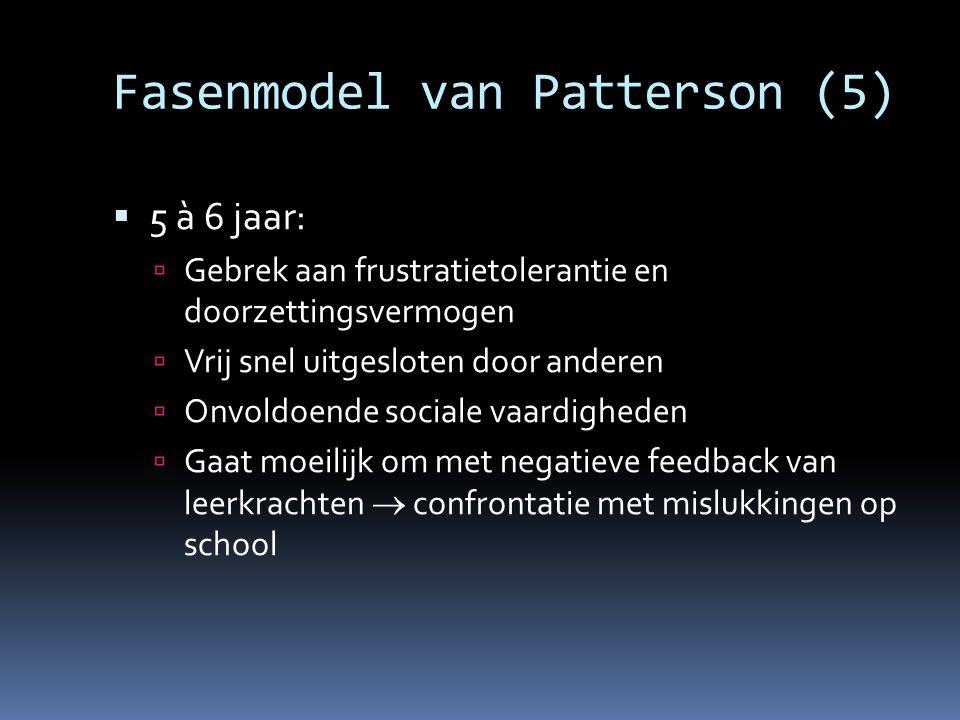 Fasenmodel van Patterson (5)