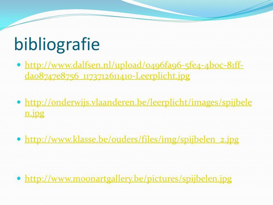 bibliografie http://www.dalfsen.nl/upload/0496fa96-5fe4-4b0c-81ff-da08747e8756_1173712611410-Leerplicht.jpg.