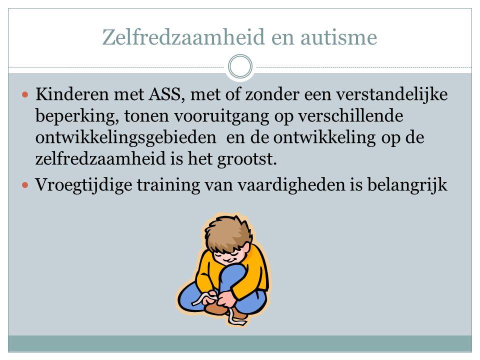 Zelfredzaamheid en autisme