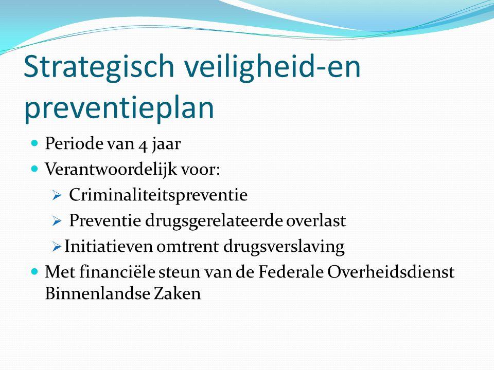 Strategisch veiligheid-en preventieplan