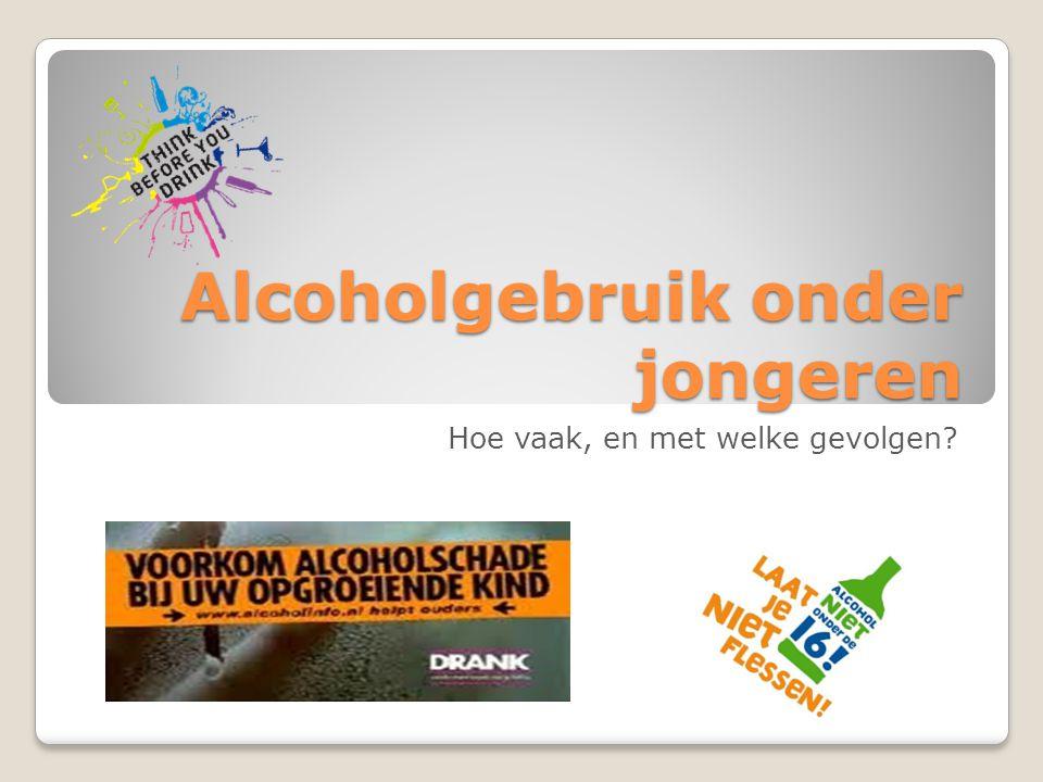 Alcoholgebruik onder jongeren