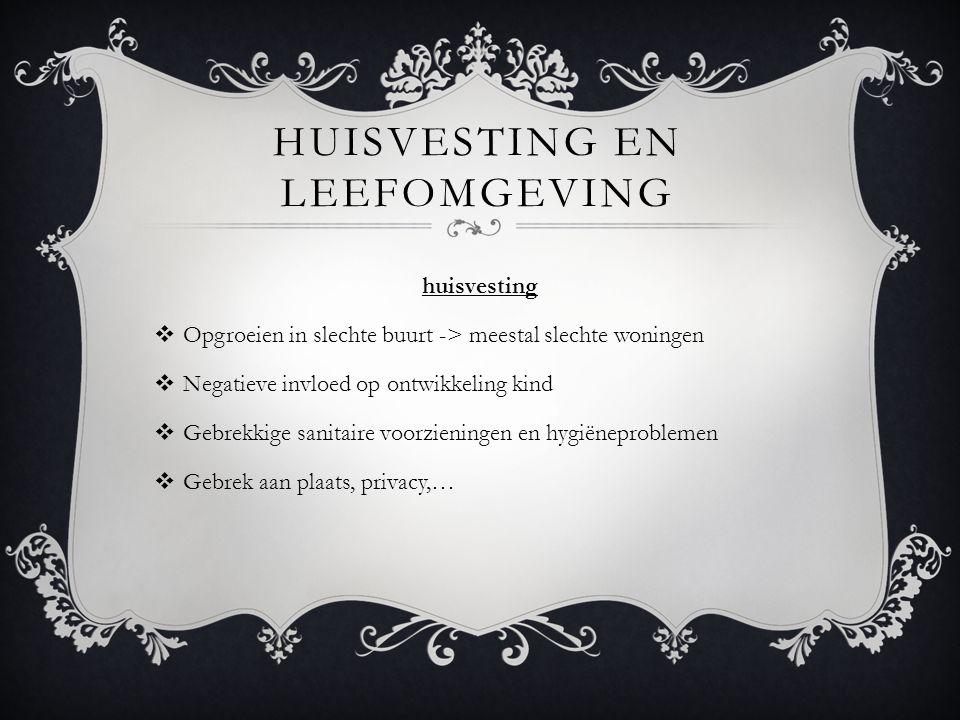 Huisvesting en leefomgeving
