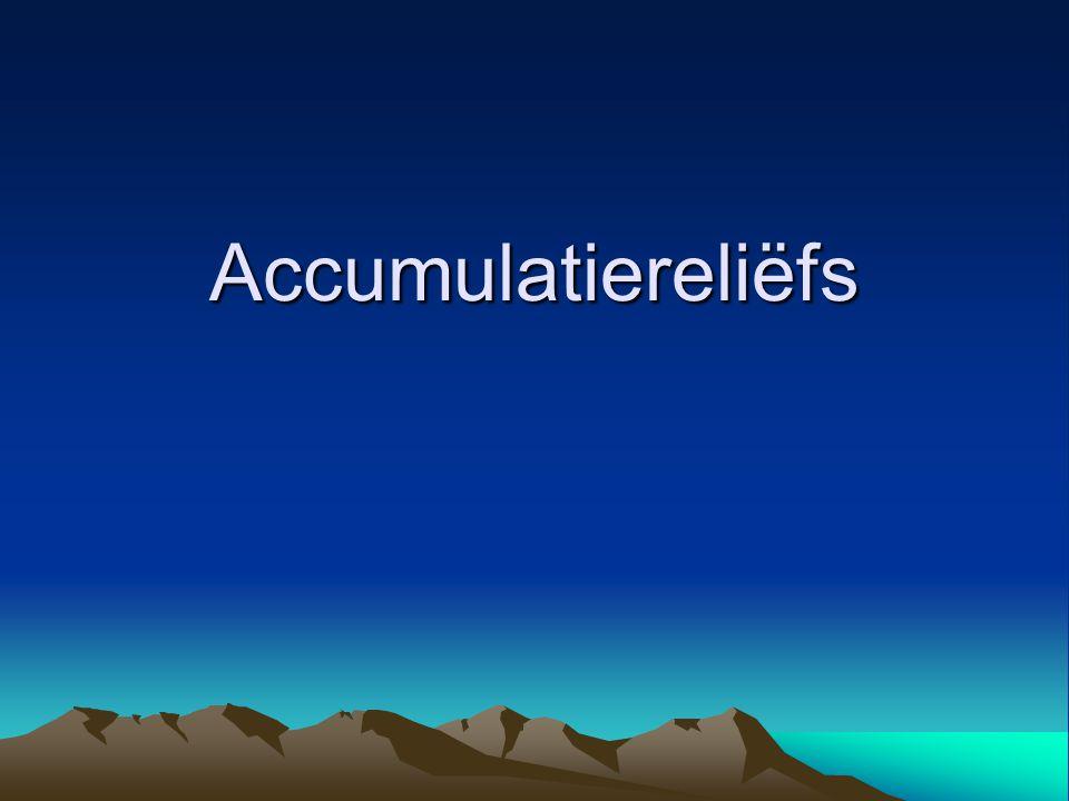 Accumulatiereliëfs
