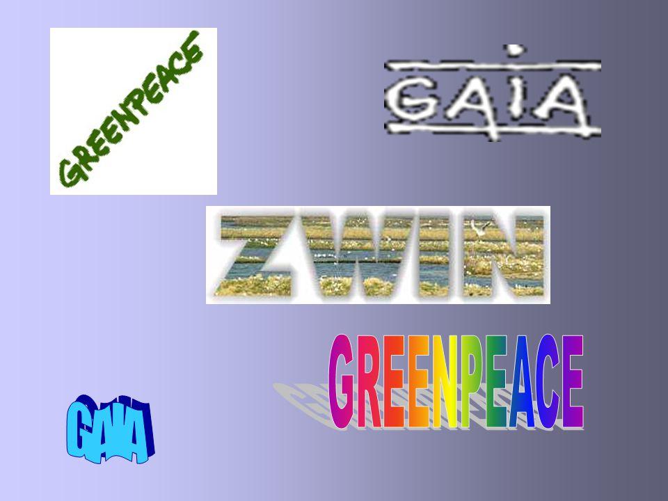GREENPEACE GAIA