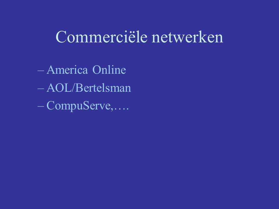 Commerciële netwerken