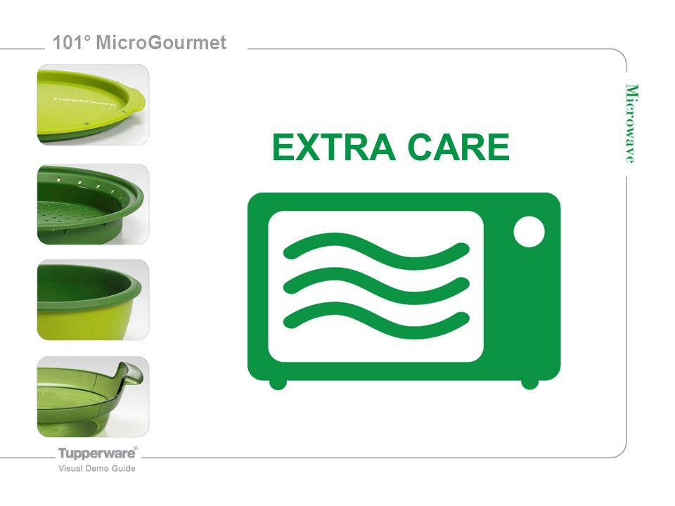 101° MicroGourmet EXTRA CARE