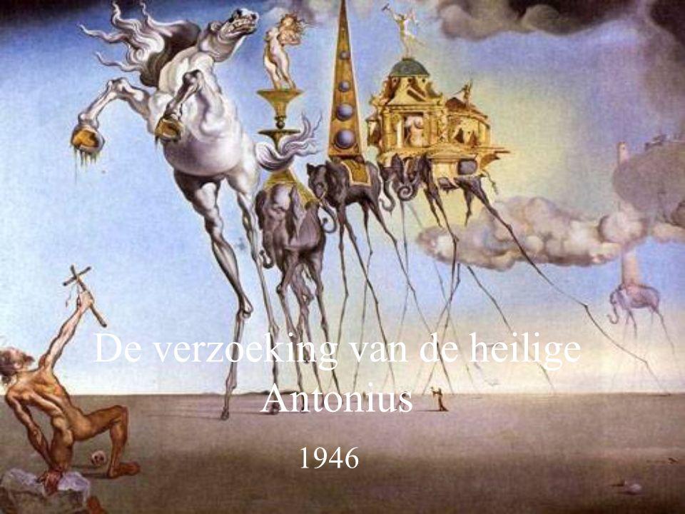 De verzoeking van de heilige Antonius