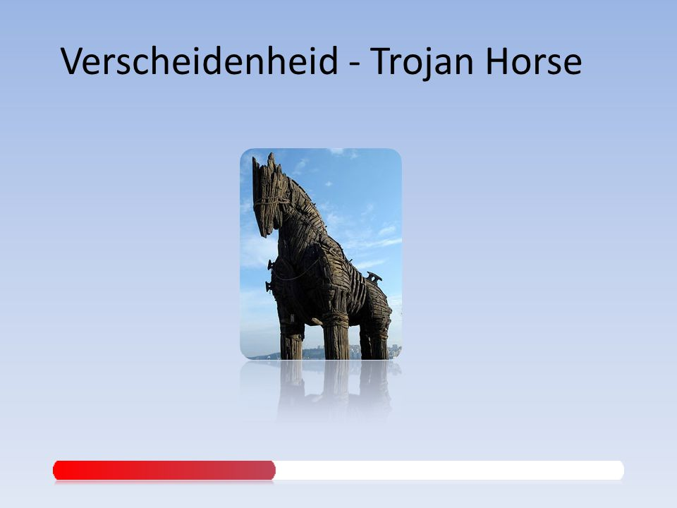 Verscheidenheid - Trojan Horse