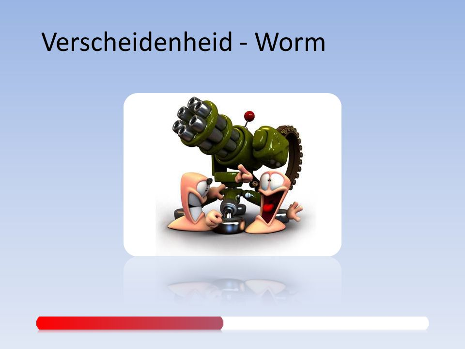 Verscheidenheid - Worm