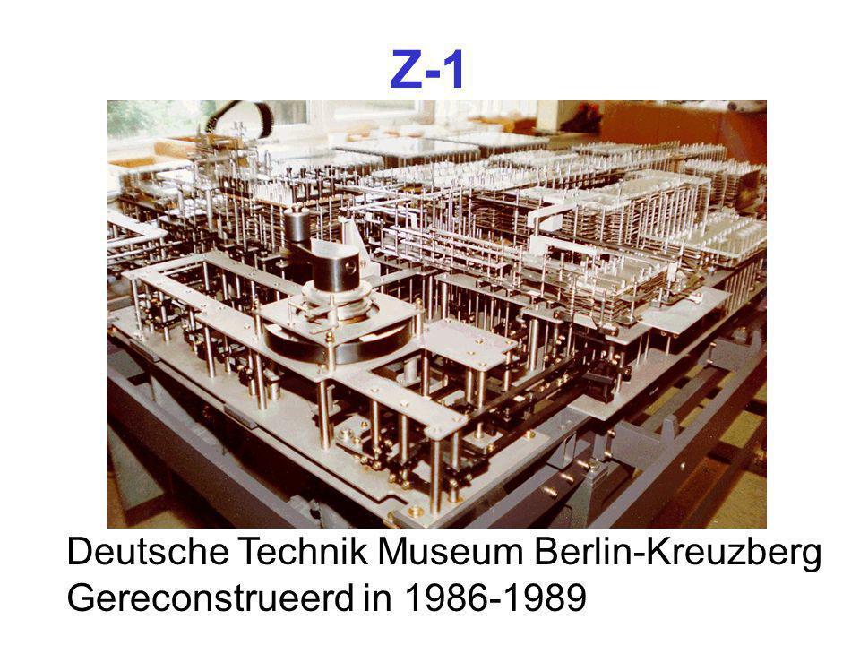 Z-1 Deutsche Technik Museum Berlin-Kreuzberg