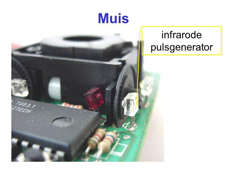 infrarode pulsgenerator