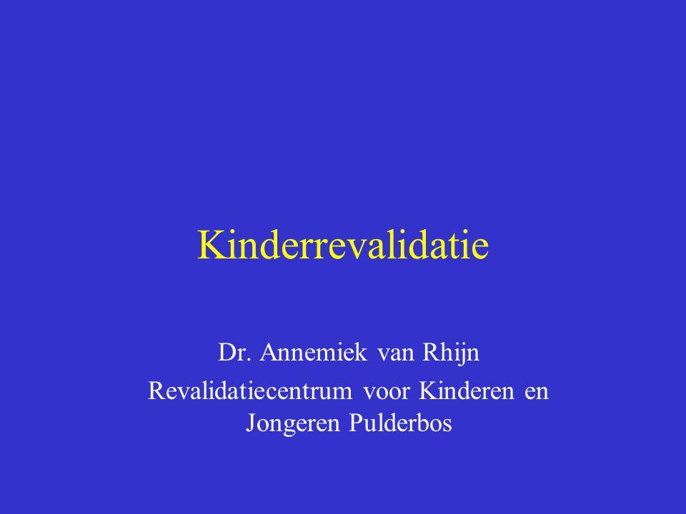 Revalidatiecentrum voor Kinderen en Jongeren Pulderbos