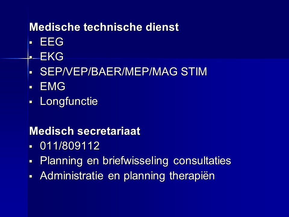 Medische technische dienst