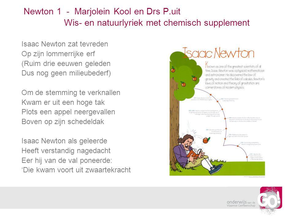 Newton 1 - Marjolein Kool en Drs P