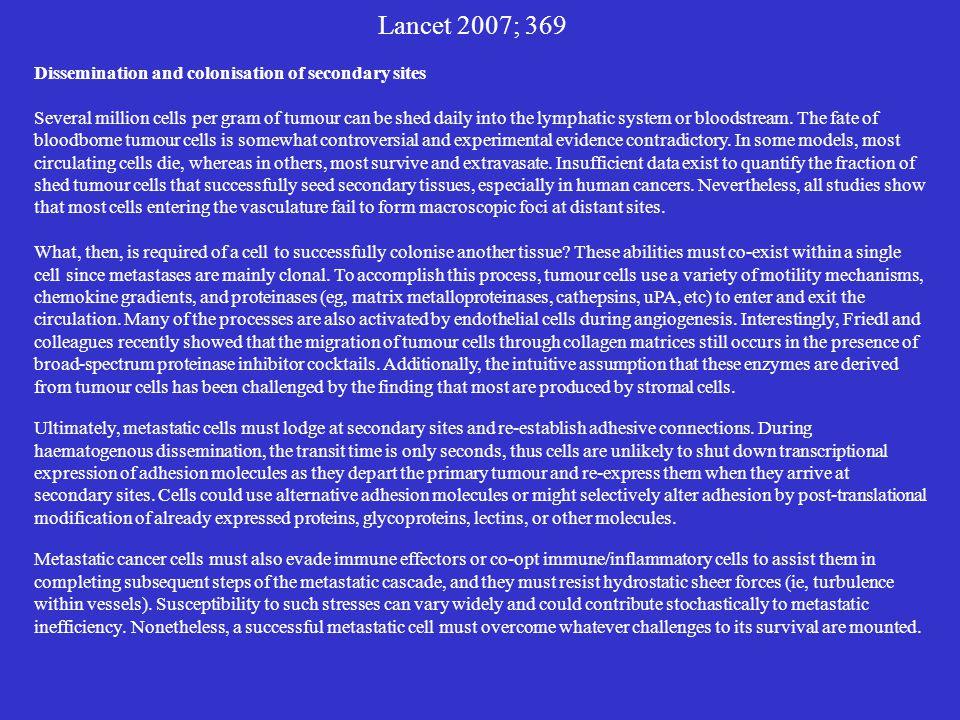 Lancet 2007; 369