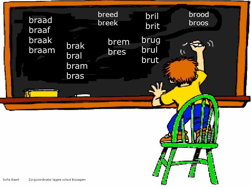 bril braad brit braaf braak braam brug brem brul brak bres brut bral