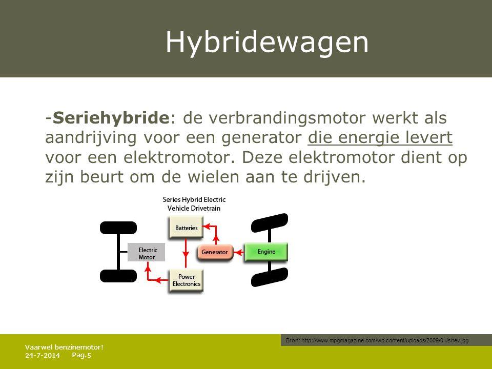 Hybridewagen