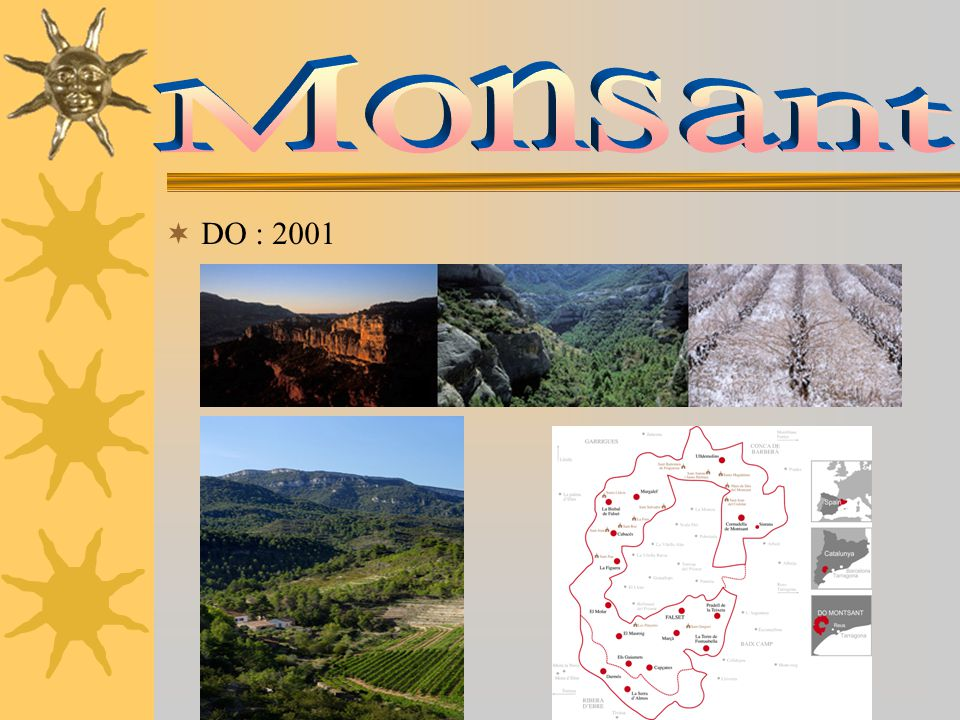 Monsant DO : 2001