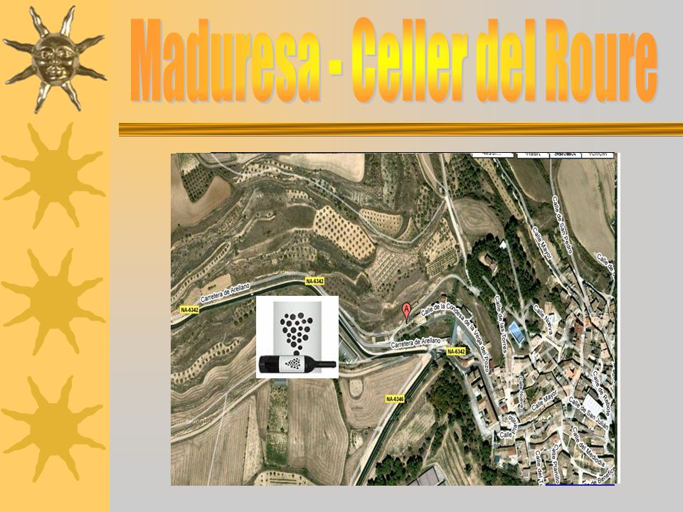 Maduresa - Celler del Roure