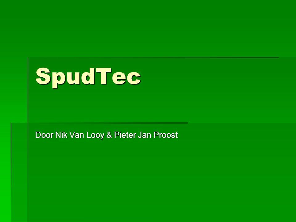 Door Nik Van Looy & Pieter Jan Proost