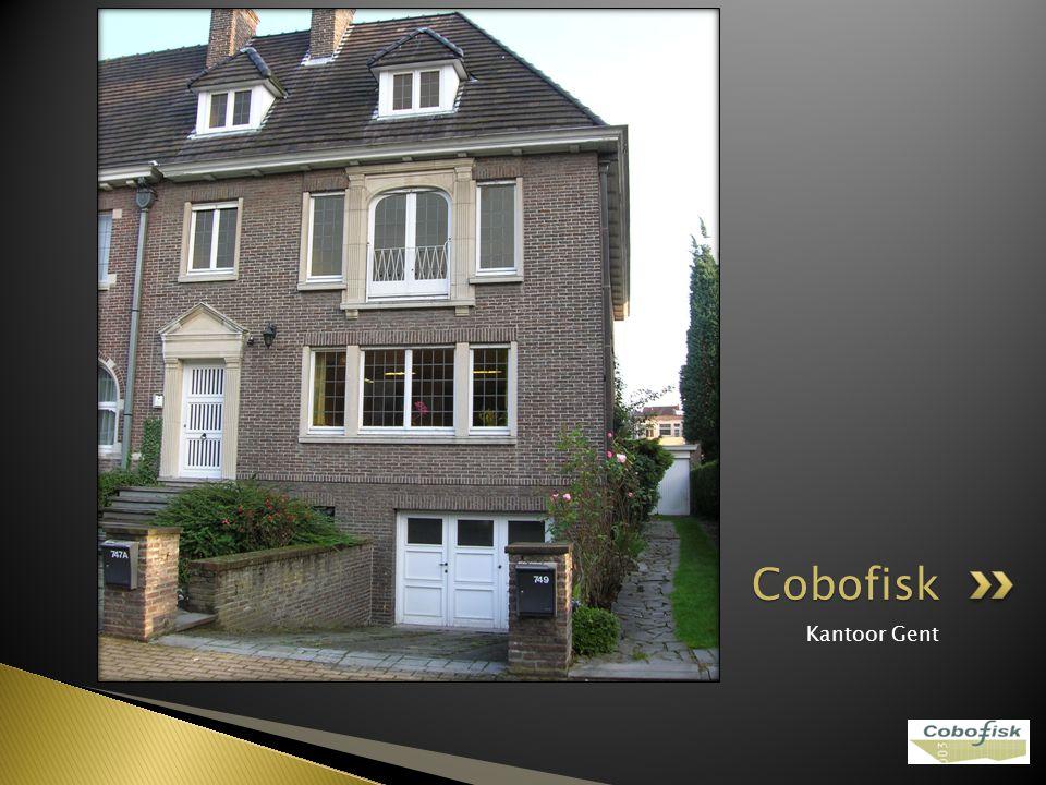 Cobofisk Kantoor Gent
