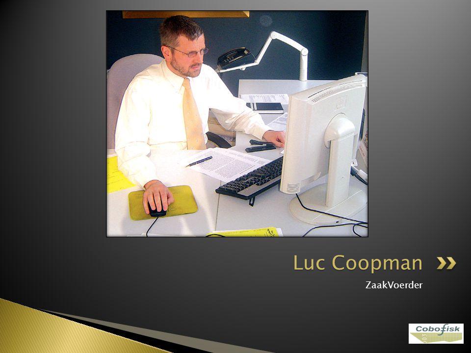 Luc Coopman ZaakVoerder