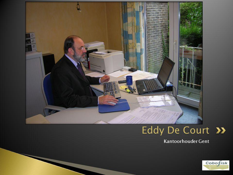 Eddy De Court Kantoorhouder Gent