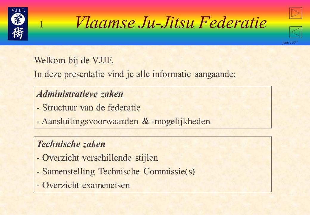 Vlaamse Ju-Jitsu Federatie