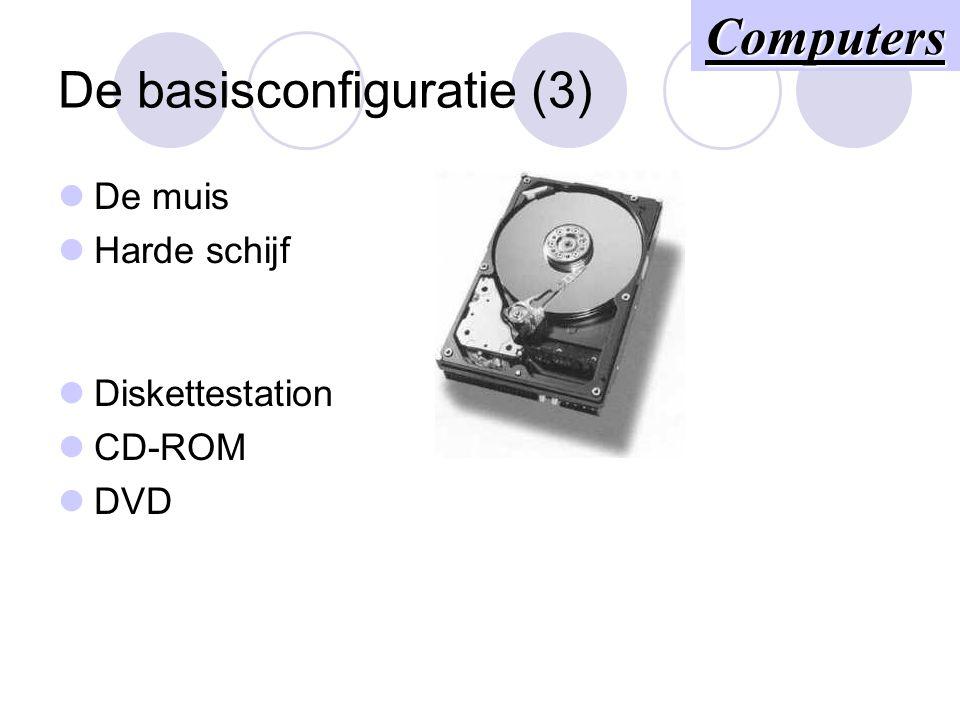 De basisconfiguratie (3)