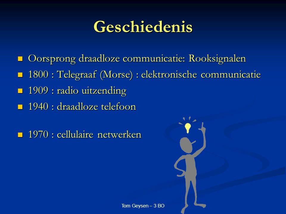Geschiedenis Oorsprong draadloze communicatie: Rooksignalen