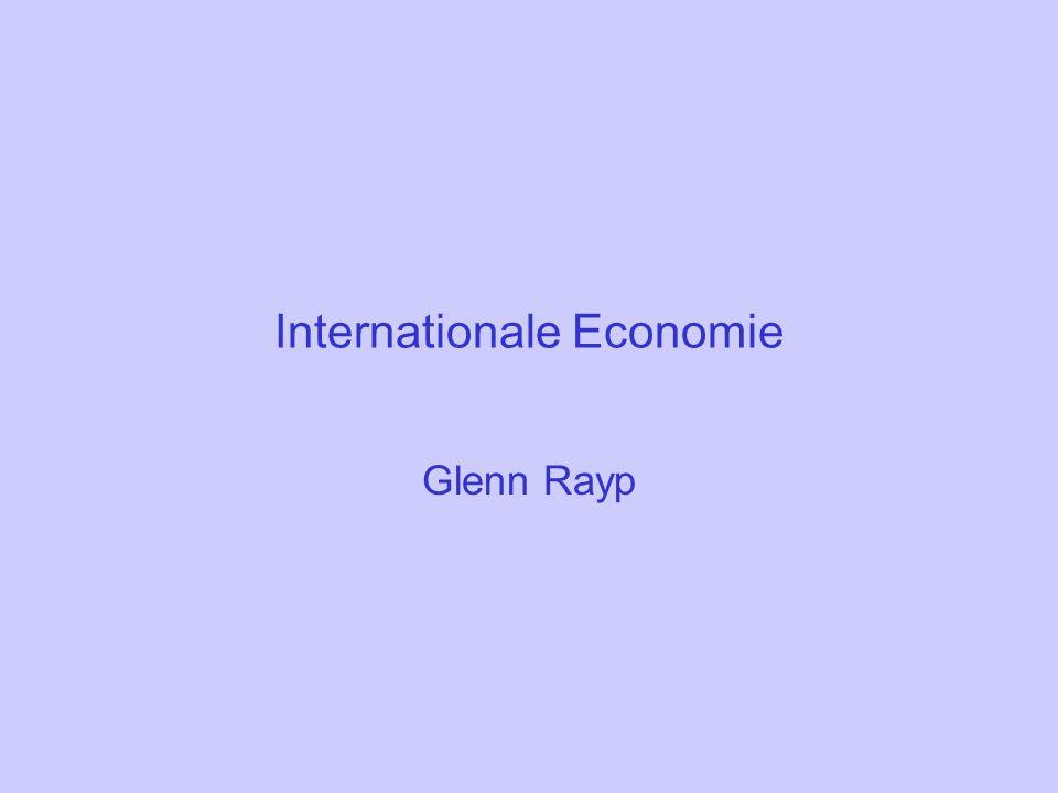 Internationale Economie