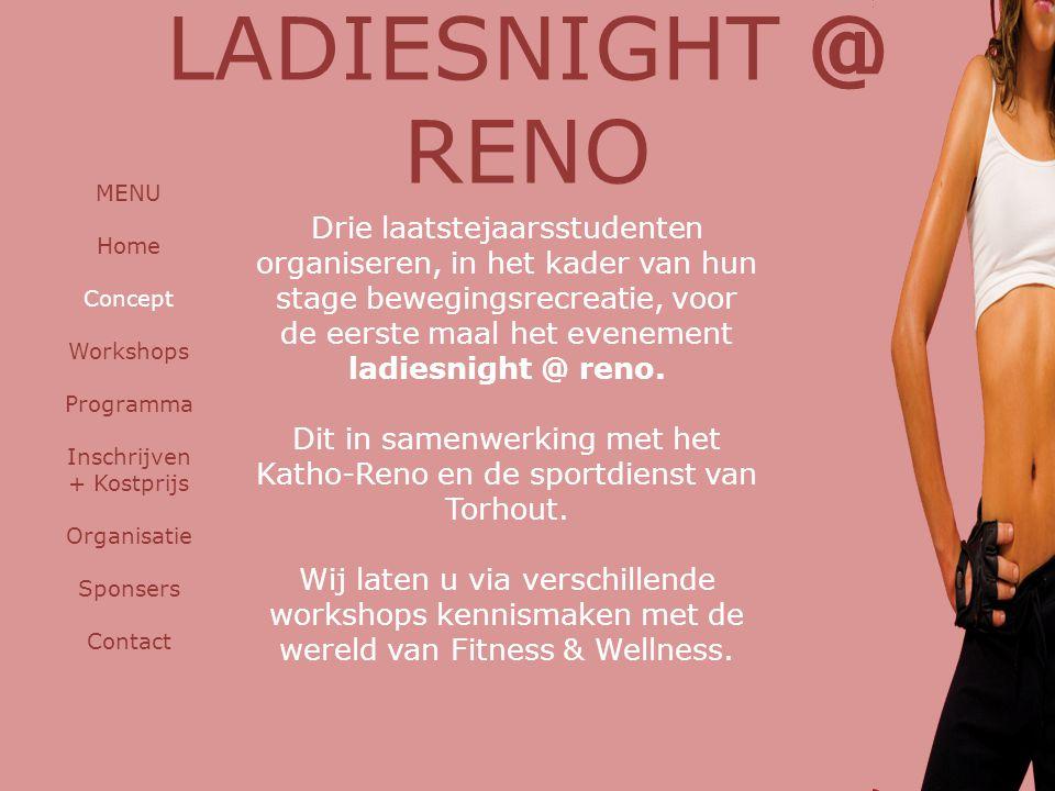 Dit in samenwerking met het Katho-Reno en de sportdienst van Torhout.