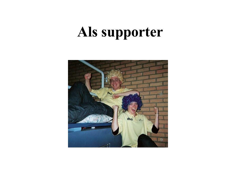 Als supporter