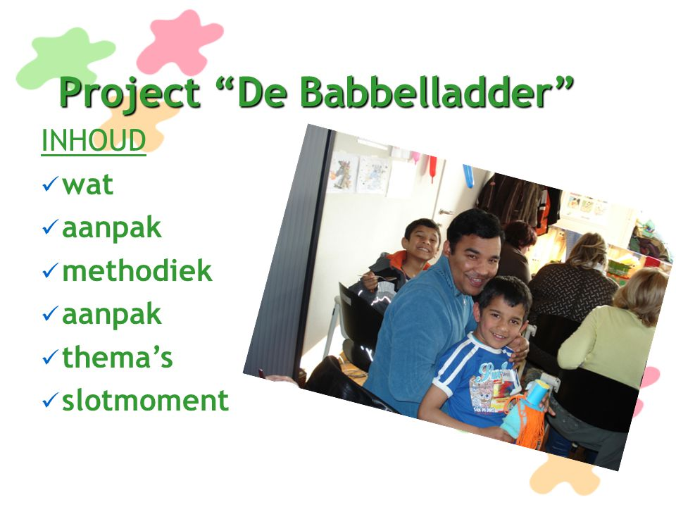 Project De Babbelladder