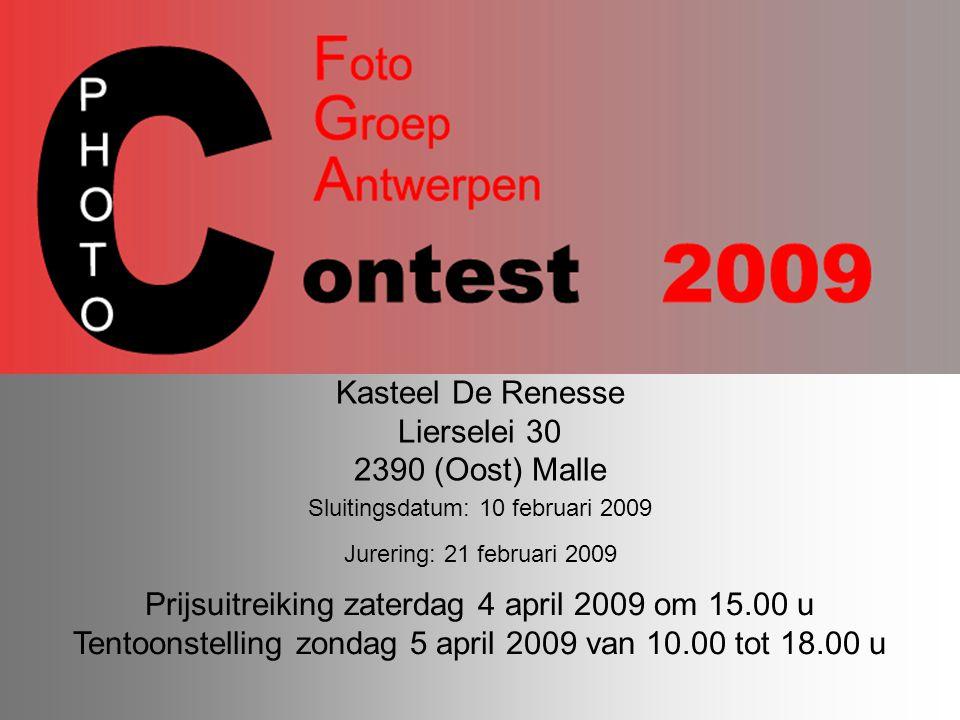Kasteel De Renesse Lierselei 30 2390 (Oost) Malle