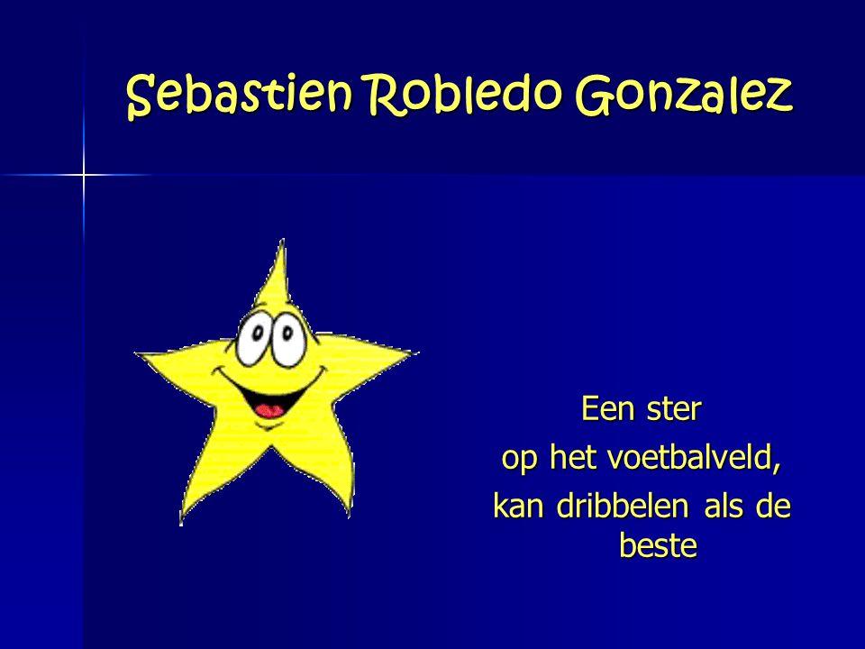 Sebastien Robledo Gonzalez