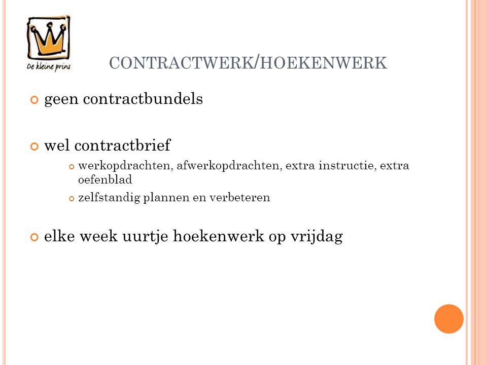 contractwerk/hoekenwerk