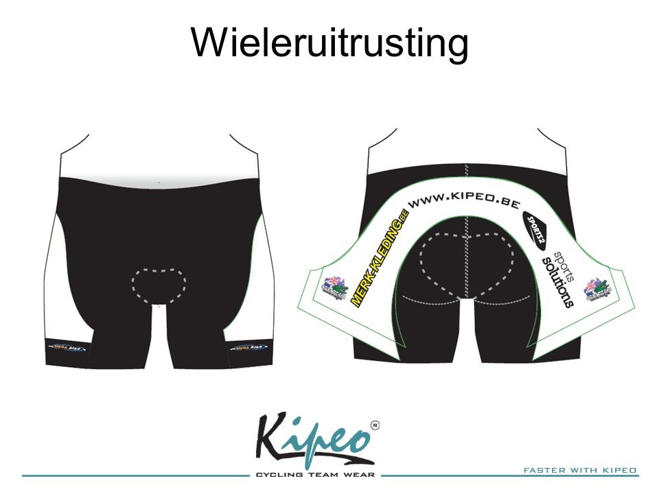 Wieleruitrusting