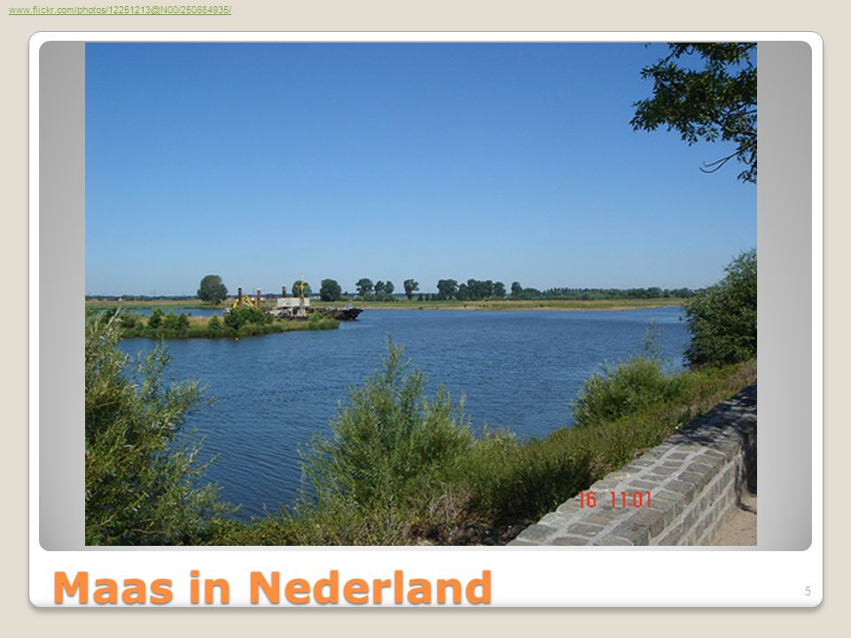 www.flickr.com/photos/12251213@N00/250664935/ Maas in Nederland