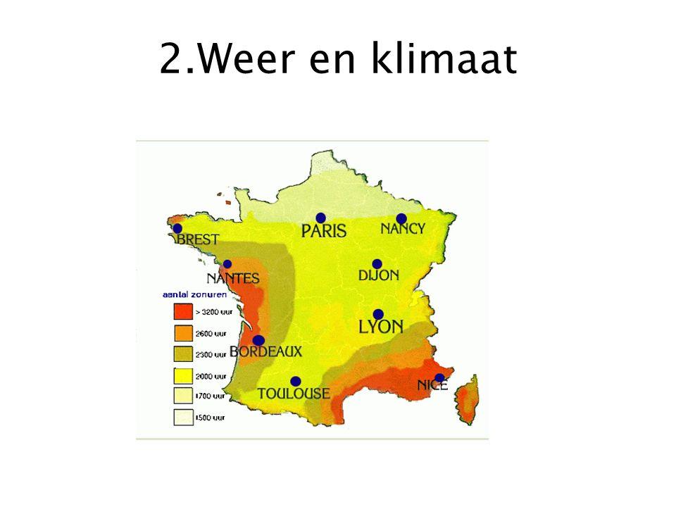 2.Weer en klimaat