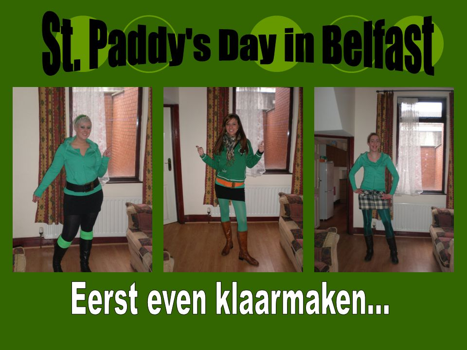St. Paddy s Day in Belfast
