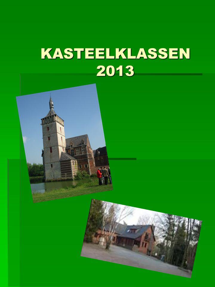 KASTEELKLASSEN 2013