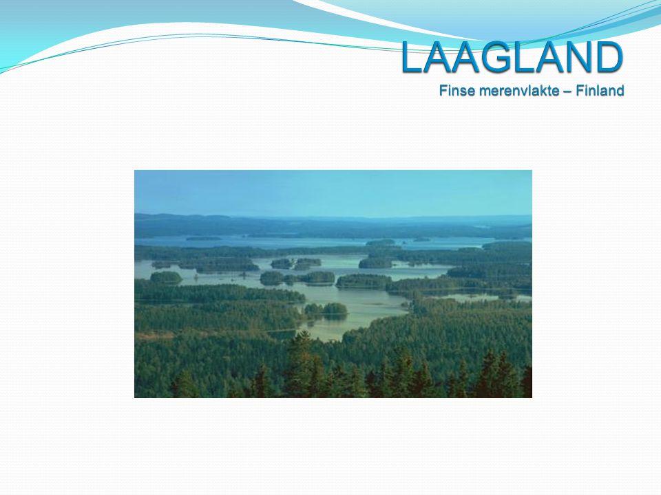 LAAGLAND Finse merenvlakte – Finland