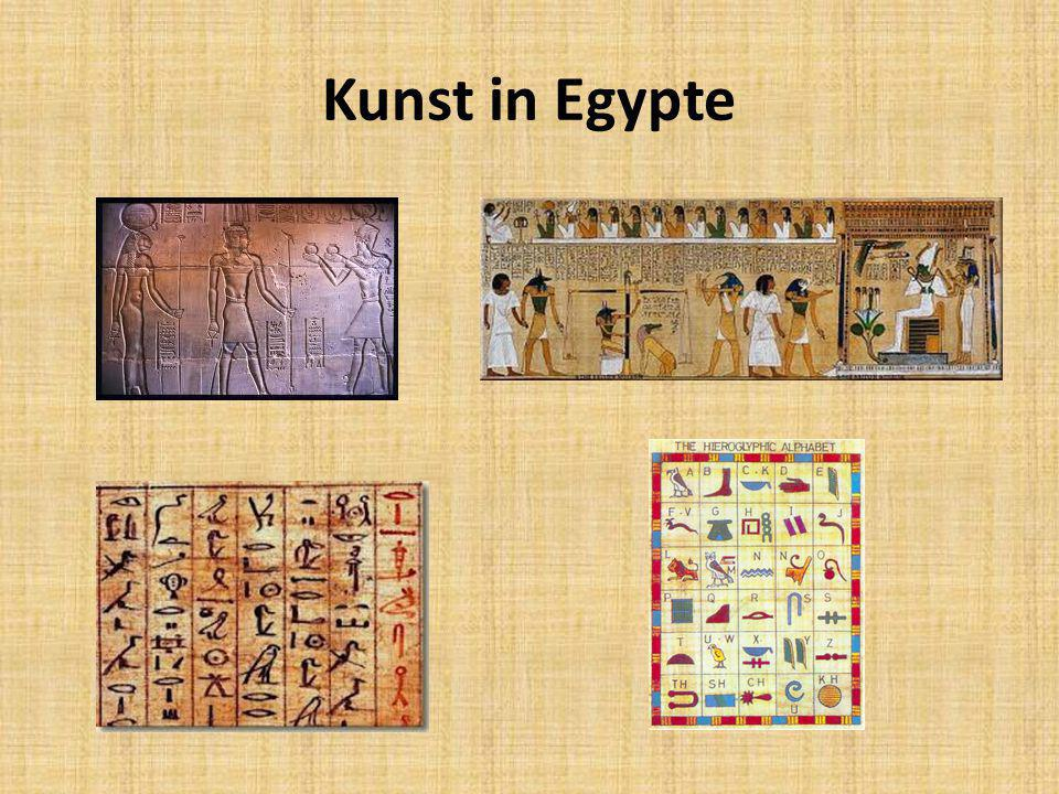 Kunst in Egypte