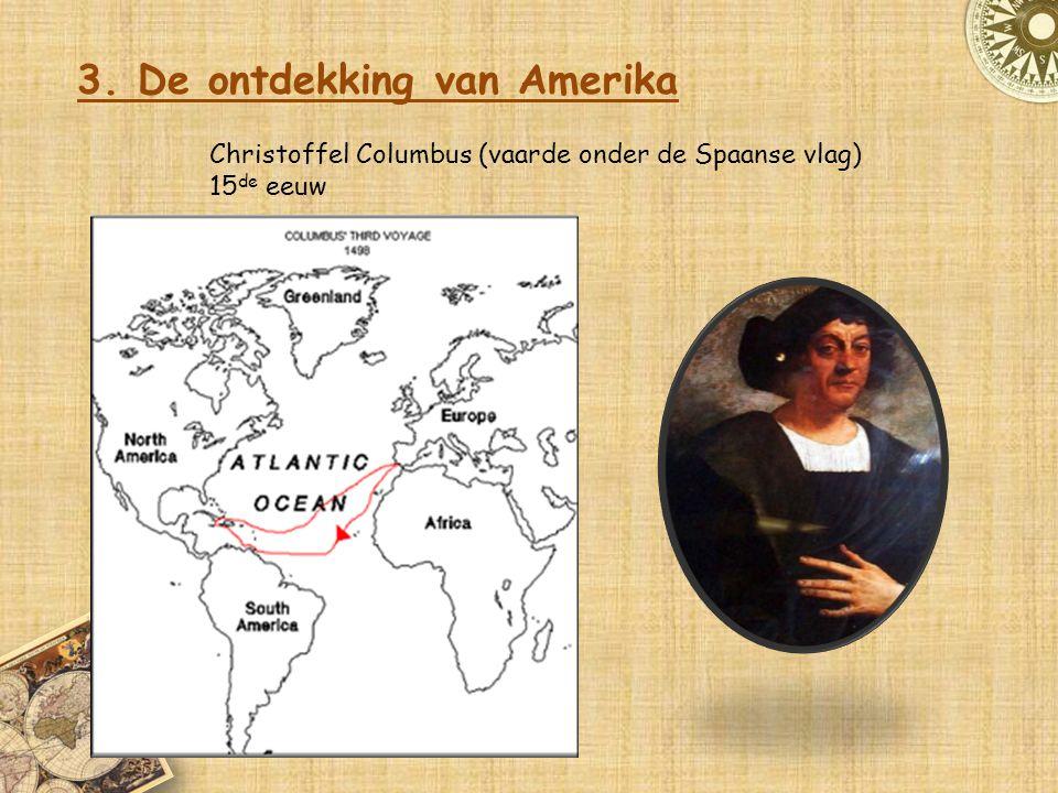 3. De ontdekking van Amerika