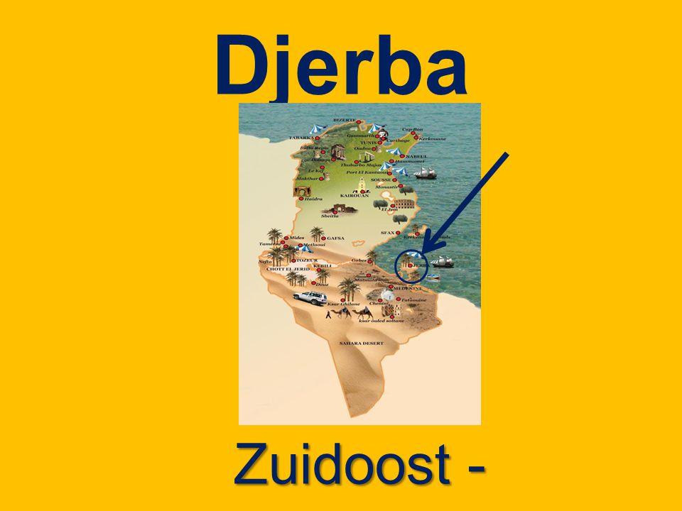 Djerba Zuidoost - Tunesië
