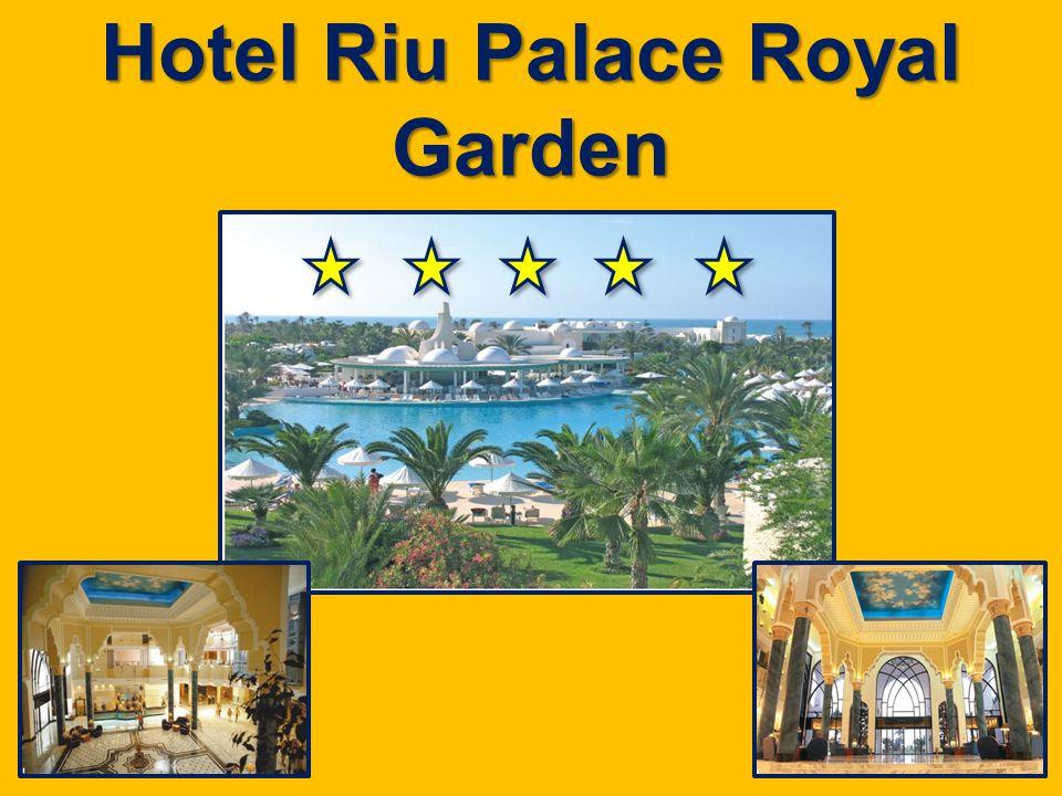 Hotel Riu Palace Royal Garden