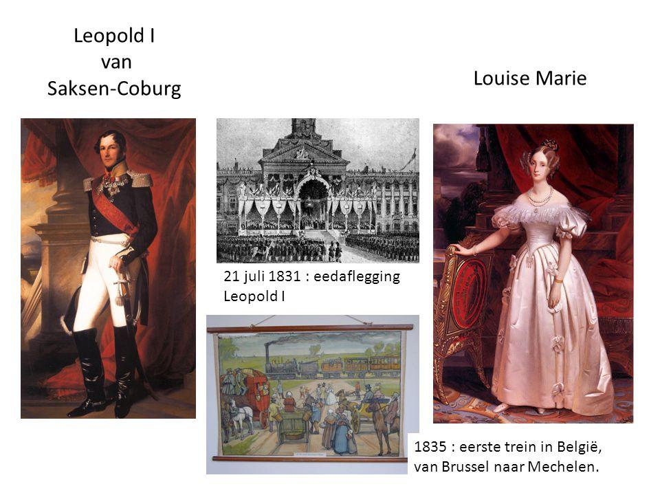 Leopold I van Saksen-Coburg